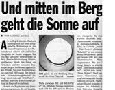 Kleine Zeitung 1999