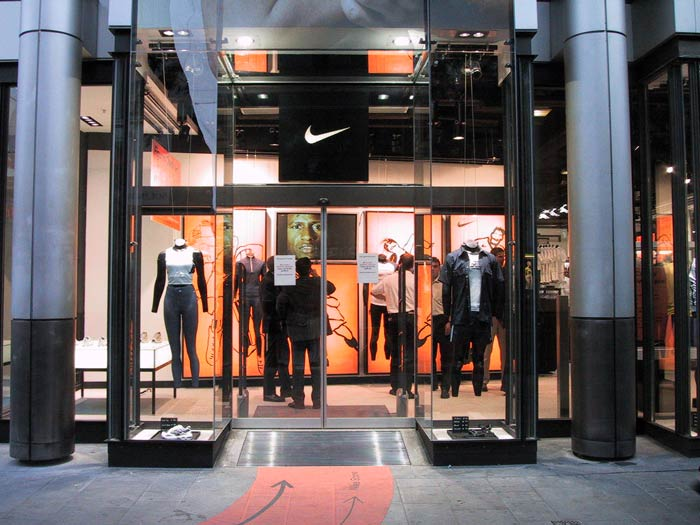Nike Store - Acegroup - Acegroup